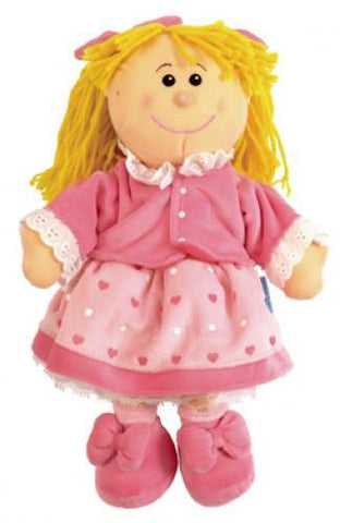 The Original Toy Company Goldilocks Hand Puppet T2261 - Peazz Toys
