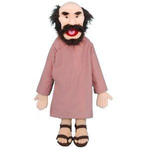Sunny Toys GS2604 28 In. Peter - Bible Character Puppet - Peazz Toys