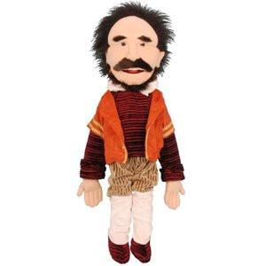 Sunny & Co Toys GS2820 Sunny Toys GS2820 28 In. Shakespeare, Sculpted Face Puppet - Peazz Toys