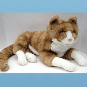 Sunny & Co Toys NP8073M Sunny Toys NP8073M 15 In. Cat - Calico, Animal Puppet - Peazz Toys