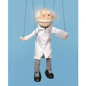 "Sunny & Co Toys WB1105 Sunny Toy Puppet 22"" Dr. Moody - Peazz Toys"