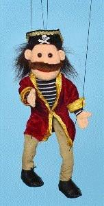 "Sunny & Co Toys WB1900 22"" Walking Pirate - Peazz Toys"