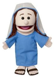 "Silly Puppets SP3162 14"" Mary - Peazz Toys"