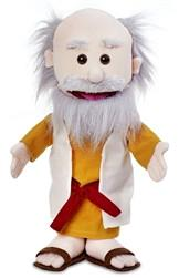 "Silly Puppets SP3165 14"" Moses - Peazz Toys"
