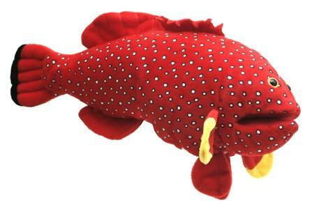 "16"" Coral Fish Puppet - Puppethut"