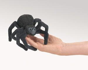 Folkmanis 2754 Mini Spider - Puppethut