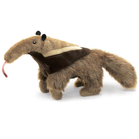 Folkmanis 2973 Anteater Puppet - Puppethut