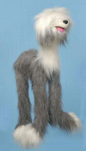 "38"" Sheepdog Marionette WB933 - Puppethut"