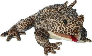 "12"" American Toad Puppet - Puppethut"