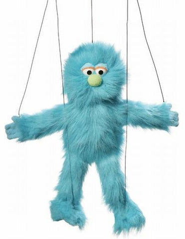 "24"" Monster Marionette Blue - Puppethut"