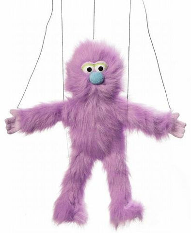 "24"" Monster Marionette Purple - Puppethut"