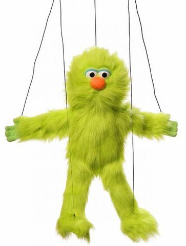 "24"" Monster Marionette Green - Puppethut"