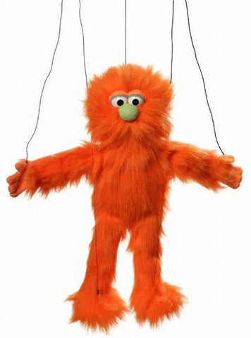 "24"" Monster Marionette Orange - Puppethut"