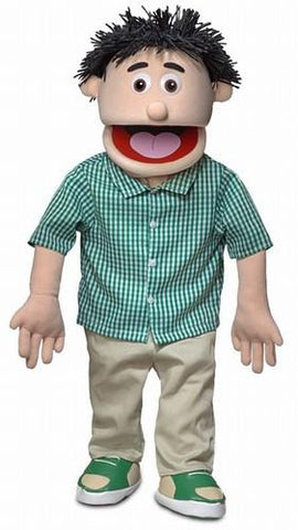 "30"" Kenny Puppets Peach - Peazz Toys"
