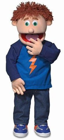 "30"" Tommy Puppet Peach - Puppethut"