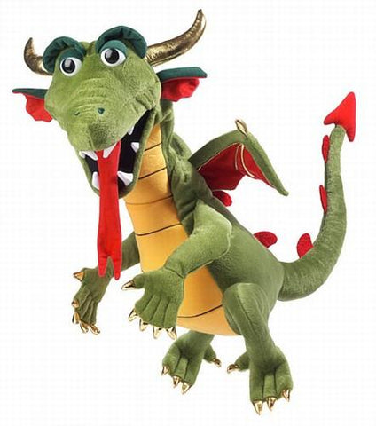 "30"" Dragon Puppet Small - Puppethut"