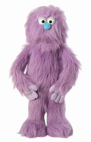 "30"" Monster Puppet Purple - Puppethut"