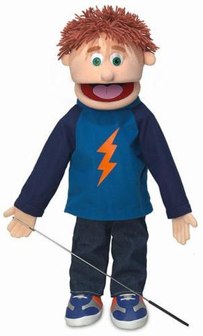 "25"" Tommy Puppet Peach - Puppethut"