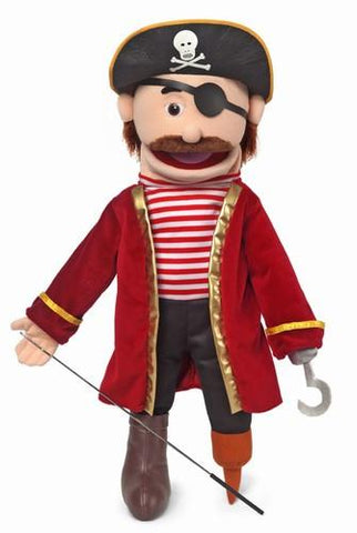 "25"" Pirate Puppet - Puppethut"
