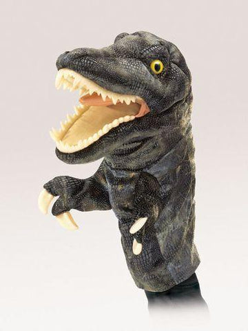 Folkmanis T-Rex Stage Puppet  Stage Puppet - 2824 - Peazz Toys