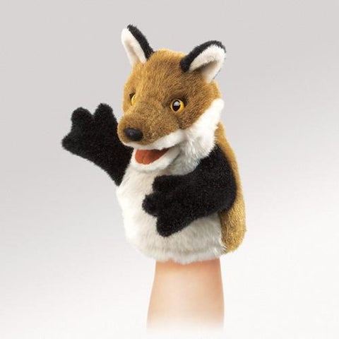 Folkmanis Little Fox Little Puppet - 2941 - Puppethut