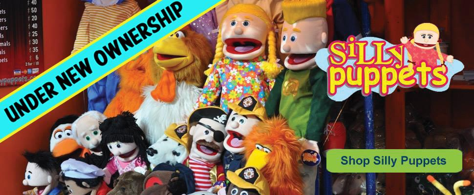 Shop Silly Puppets