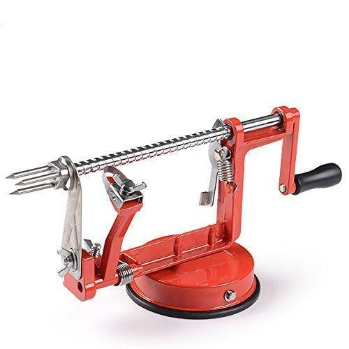 3-in-1 Manual Apple Peeler - Lush & Keen - Awesome Products