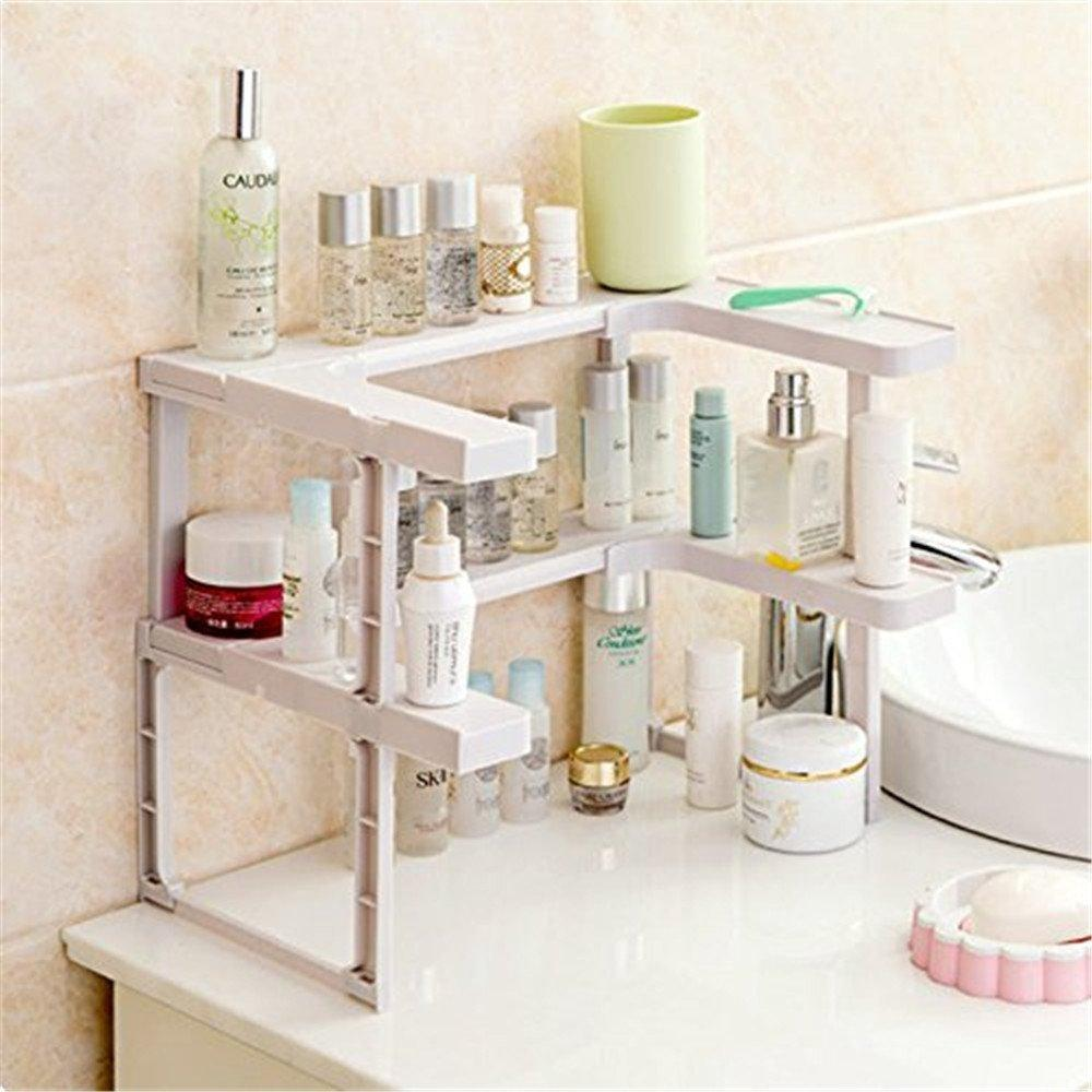 2 Layer Stackable Storage Rack - Lush & Keen - Awesome Products