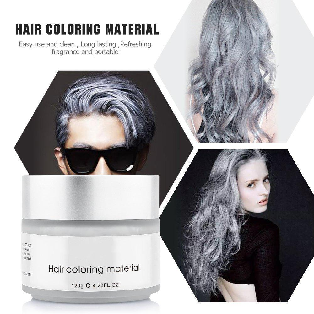 Washable Color Hair Wax - Lush & Keen - Awesome Products