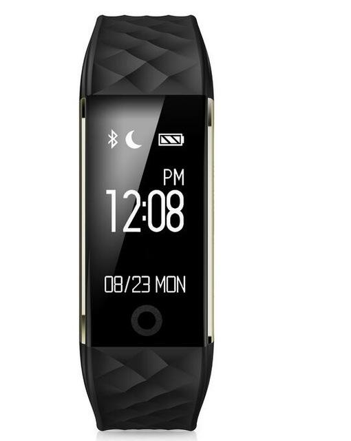 Waterproof Fitness Tracker Plus Heart Rate Monitor