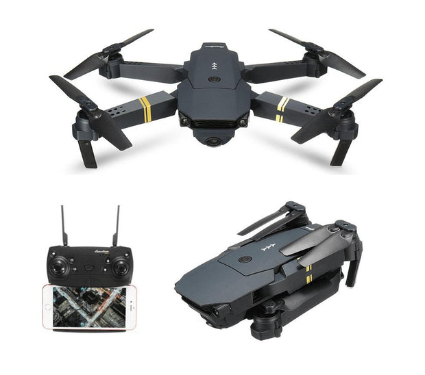 Skyhawk Foldable Camera Quadcopter