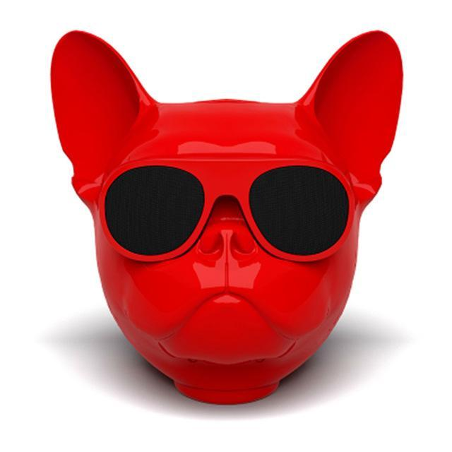 Bulldog Bluetooth Speaker - Lush & Keen - Awesome Products