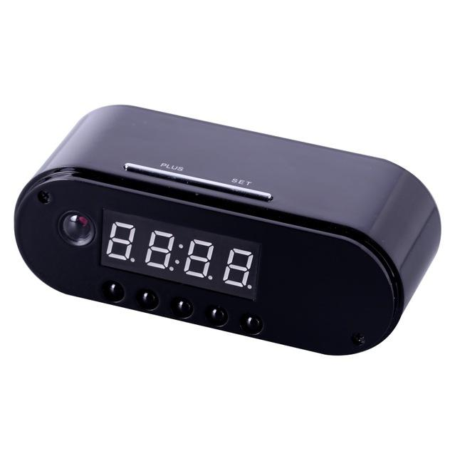 Hidden Camera Clock - Lush & Keen - Awesome Products
