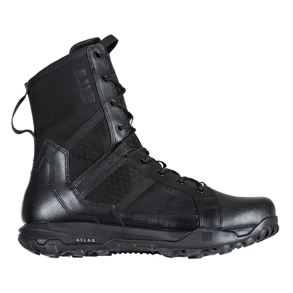 "12431 A.T.L.A.S. 8"" SIDE ZIP BOOT"