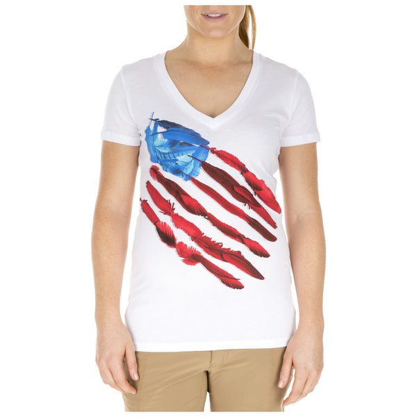 31004AT Feather Flag Tee