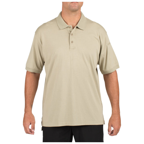 71182 Tactical Jersey Short Sleeve Polo