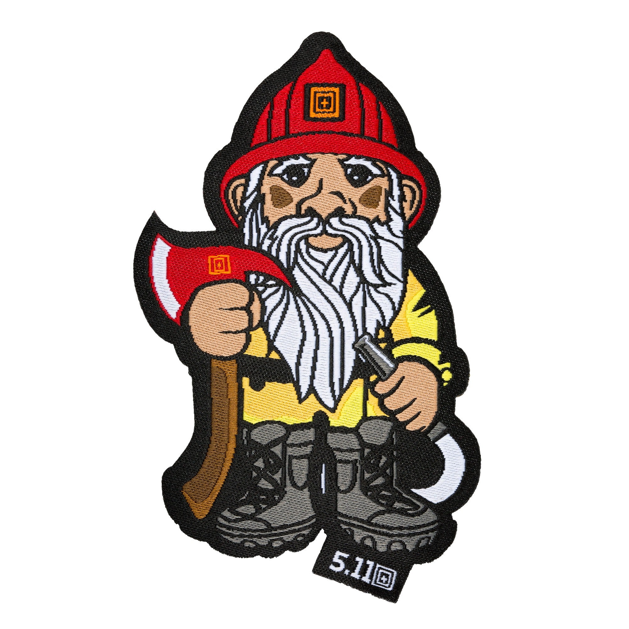 81066 Firefighter Gnome Patch