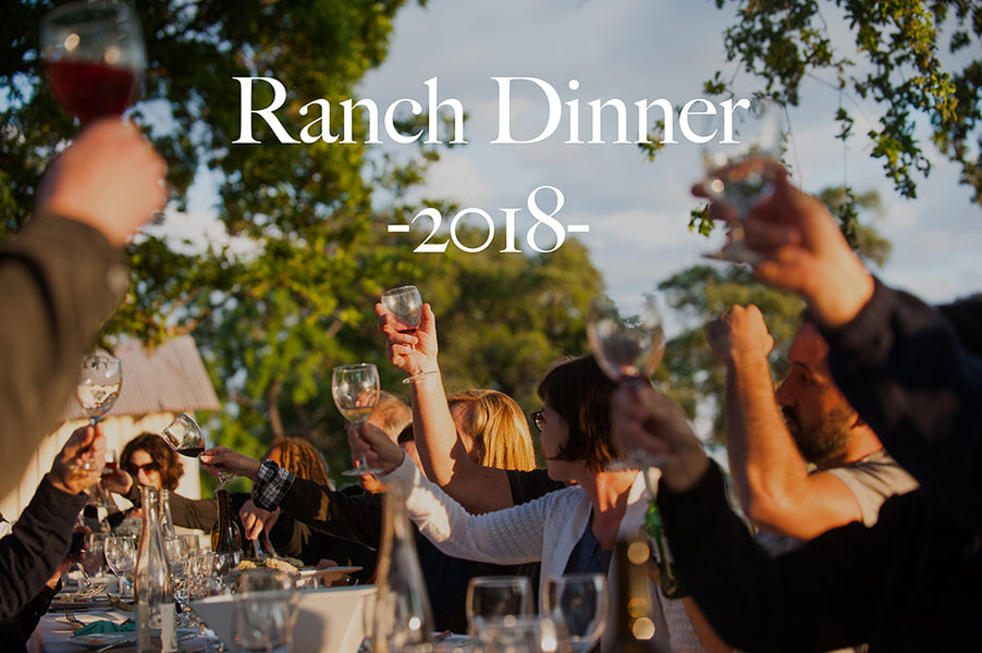 Ranch Dinner with Taylors Market June 2, 2018!