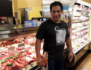 Customer Feature: Oscar Yedra, Butcher at Canyon Market