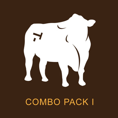 Summer Combination Pack: 1 Tri-Tip, 6 New York Steaks and 12 (6oz) Patties