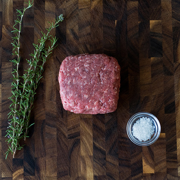 Richards Regenerative Grass Fed Ground Beef - 85/15