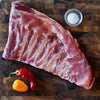 Down the Mountain Farmstead Pastured Pork - Spare Ribs