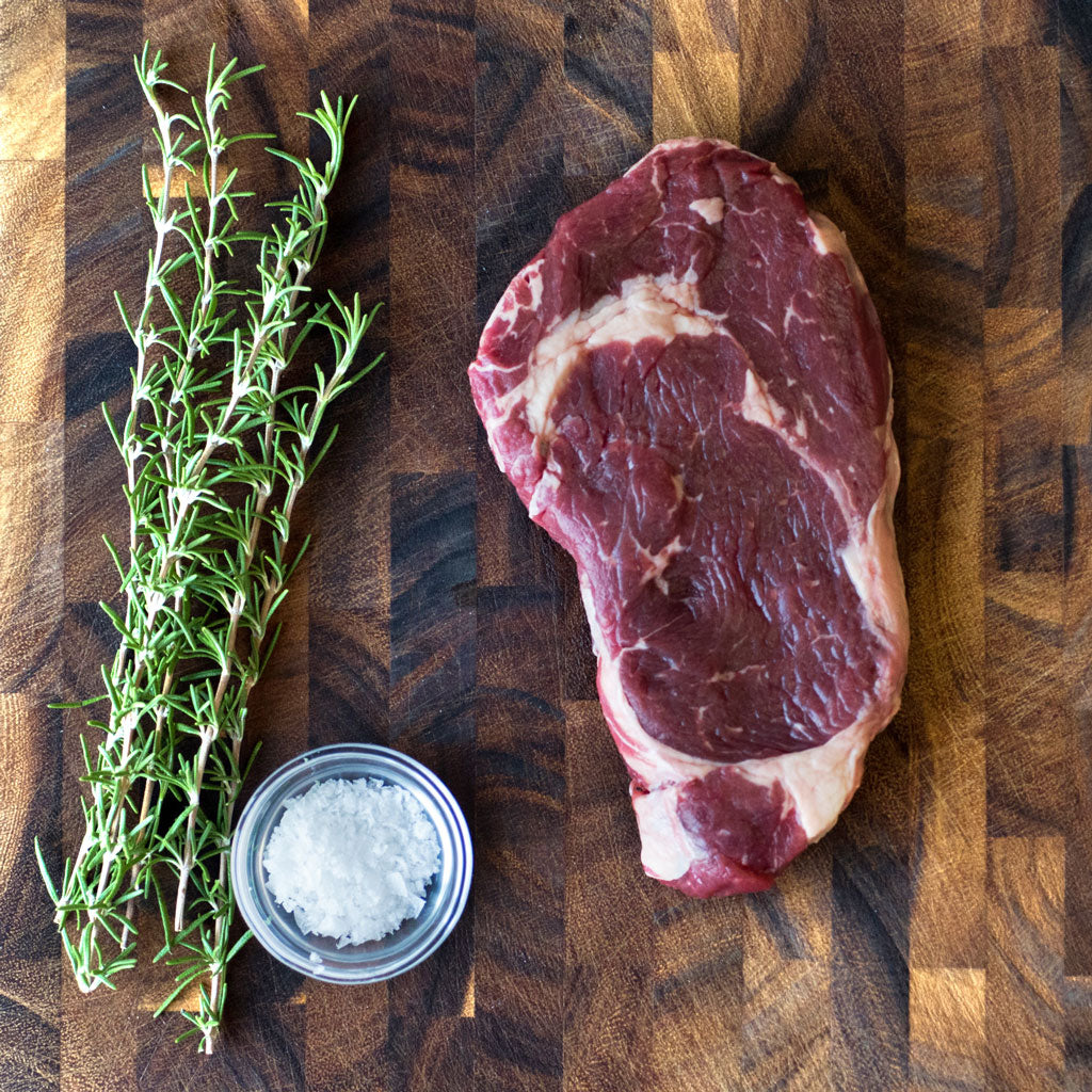 Richards Regenerative Grass Fed Ribeye