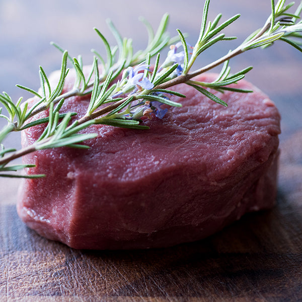 Richards Regenerative Grass Fed Filet Mignon (Tenderloin)