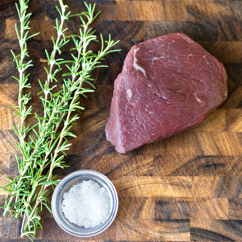 Richards Regenerative Grass Fed Top Sirloin Steak