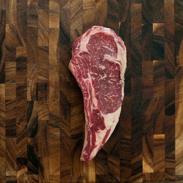 Richards Regenerative Grass Fed Bone In Ribeye