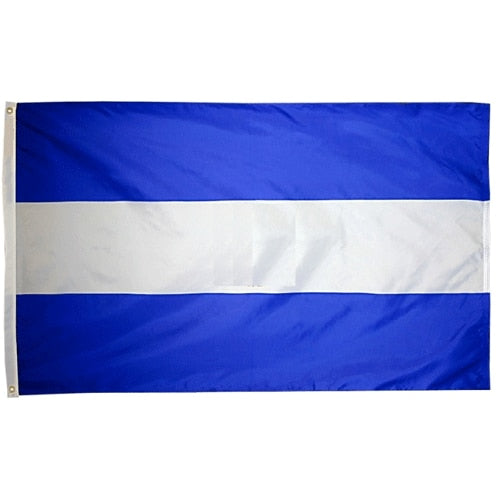 "12"" x 18"" Nicaragua Flag with Brass Grommets"