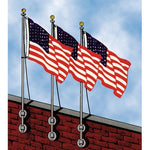 9' Roof Mounted Flagpole (RM9)