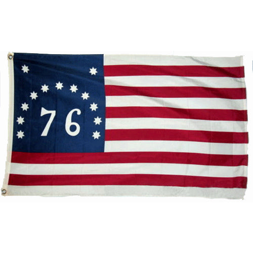4' x 6' Nylon Bennington Flag