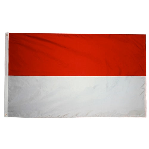 2' x 3' Monaco Flag with Brass Grommets